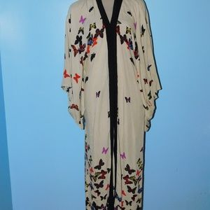 Free People Butterfly Kisses Kimono